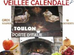 photo de VEILLEE CALENDALE TRADITIONNELLE