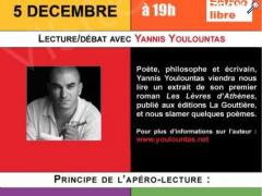 picture of Apero lecture avec YANNIS YOULOUNTAS