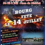 photo de Bourg fete le 14 juillet