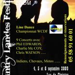 picture of COUNTRY LANDES FESTIVAL