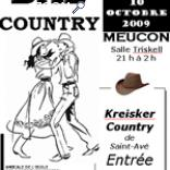 фотография de Bal Country à Meucon samedi 10 octobre 2009
