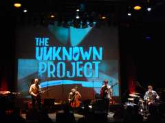 photo de The Unknown Project en Show Case