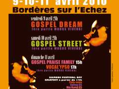 photo de Gospel sur l'Echez