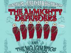 фотография de THE ALMIGHTY DEFENDERS + THE MOJOMATICS + JACK HERO