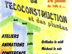 photo de Fête de l'éco-construction et des plantes