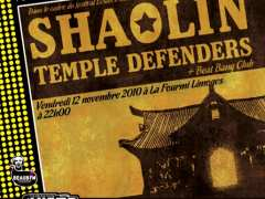 фотография de SHAOLIN TEMPLE DEFENDERS