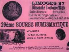 фотография de 29e BOURSE NUMISMATIQUE