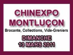photo de CHINEXPO - MONTLUÇON Brocante, Collections, Vide-Greniers