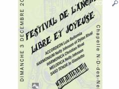 photo de FESTIVAL DE L'ANCHE LIBRE ET JOYEUSE