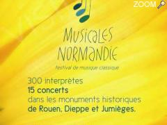 photo de Les Musicales de Normandie