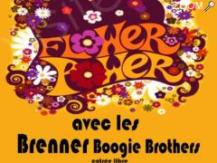 photo de Flower power avec les Brenner Boogie Brothers