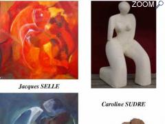 photo de Peintures et sculptures