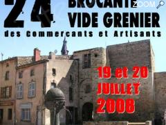 photo de 24éme Brocante Vide greniers des Commercants