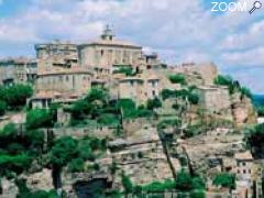 photo de Gordes, l'un des plus beaux villages de France