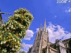 photo de 3 MONUMENTS SUR LES CHEMINS DE SAINT JACQUES DE COMPOSTELLE