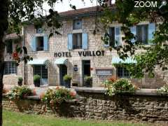 photo de HOTEL RESTAURANT VUILLOT