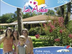 picture of camping les acacias