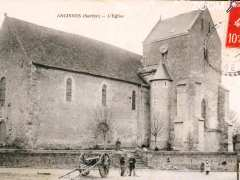 photo de Ancinnes, Eglise St Pierre, St Paul