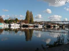 picture of PORT DE PLAISANCE AUXERRE