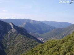 picture of Les gorges de la Clamoux