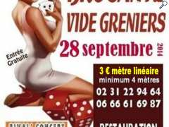 Foto LITTRY - 28 sept.- vide greniers - brocante