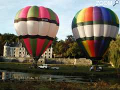 photo de Amboise montgolfière - balloonRevolution