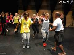 photo de Stage de danse africaine et contemporaine avec percussions