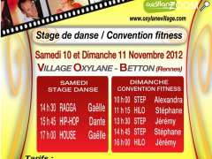 photo de CONVENTION FITNESS - Village Oxylane de Betton-Rennes avec Jérémy Jacquot, Stéphane Vinciguerra et Alexandra Poirier-Madiot