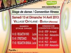 photo de Dimanche 14 Avril 2013 : CONVENTION FITNESS