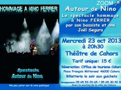 picture of Spectacle Hommage à Nino Ferrer