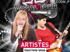 photo de VOCAL TOUR 2014