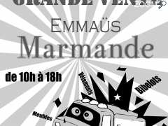 picture of Grande vente Emmaüs Marmande