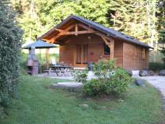 picture of chalet au bord du Lac de NEUVIC