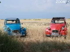 photo de Location de Citroën 2CV dans l'Aude