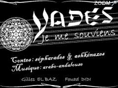 "picture of Spectacle de Contes  ;  ""YADES, Je me souviens"""