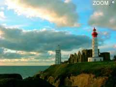 photo de Phare Saint-Mathieu : visites automnales et hivernales