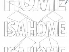 photo de Exposition Permanent Marker* #1 - Home is a home is a home