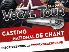 photo de VOCAL TOUR BORDEAUX LAC 2015 : Spectacle & Casting