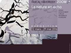 photo de Autour de If, tapisserie de Pascal Haudressy : La nature en écho.