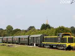 picture of Le Train touristique du Cotentin