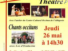photo de Théâtre occitan