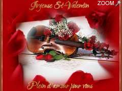 photo de FESTOYER POUR LA SAINT VALENTIN