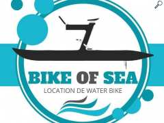 photo de Bike of sea  location de water bike et balade sur les eaux du languedoc roussilon