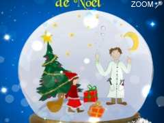 Spectacle enfant : LE PETIT SCIENTIFIQUE DE NOEL