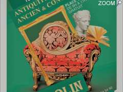 foto di salon antiquites art - deco ancien et contemporain