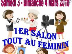 photo de salon creations tout au Feminin