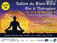 photo de SALON DU BIEN ETRE BIO ET THERAPIES