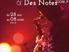 Jazz à Oloron 2018 Festival Des Rives & Des Notes 25°édition