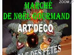 picture of 1 ER MARCHE CALENDAL GOURMAND ET ART DECO