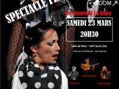 "Tablao/Spectacle Cie flamenca ""La kuka"""